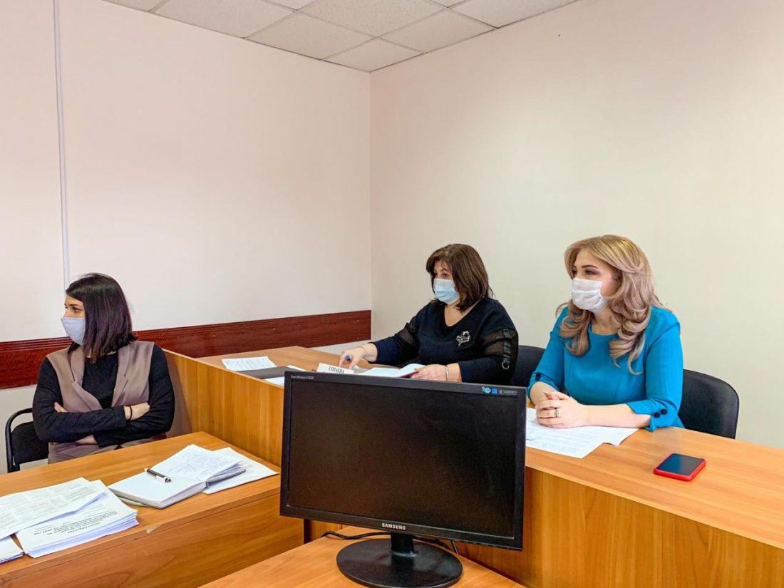 Первое заседание комиссии по делам несовершеннолетних в новом году состоялось в мэрии