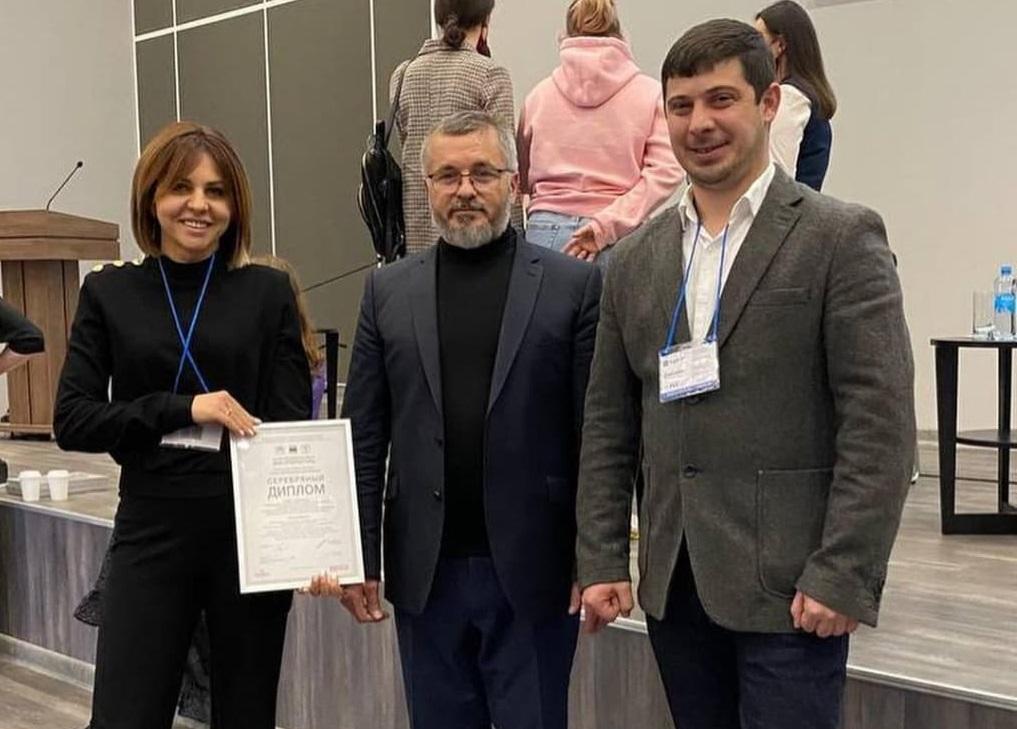 Нальчик удостоен серебряного диплома на международном фестивале «ДНИ АРХИТЕКТУРЫ»